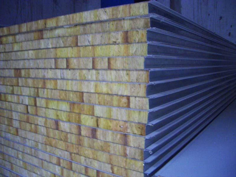 Rock Wool Sandwich Panel : Tiandi sandwich panel pu eps